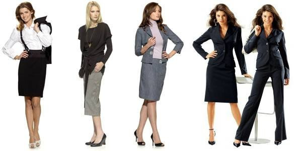 дрес код для жінок