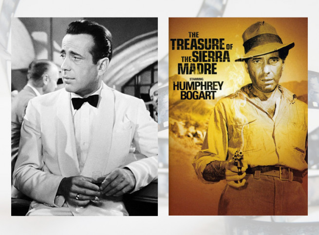 Богарт і його найкращі ролі