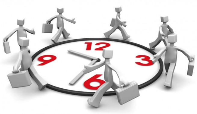 контроль робочого часу