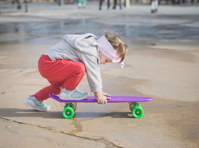 Катання на скейті - теж насолода