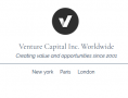 Работа от Venture Capital Inc. Worldwide